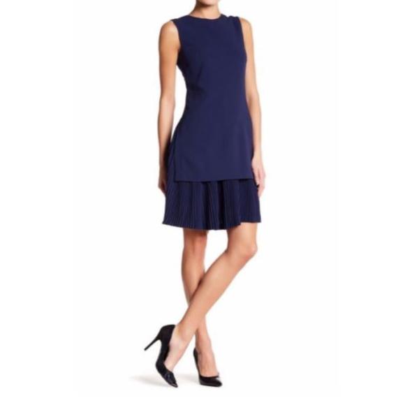 c343552e2c Theory Dresses | Navy Blue Malkan Dress Size 4 | Poshmark